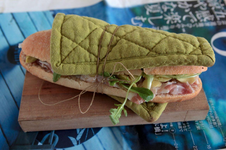 Ricetta Ciabatta con pancetta arrotolata, avocado e rucola