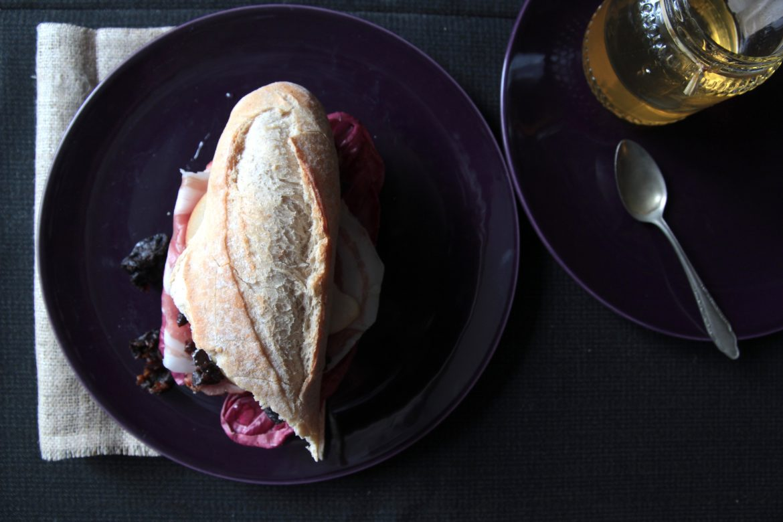 BAGUETTE ricetta panino per natale