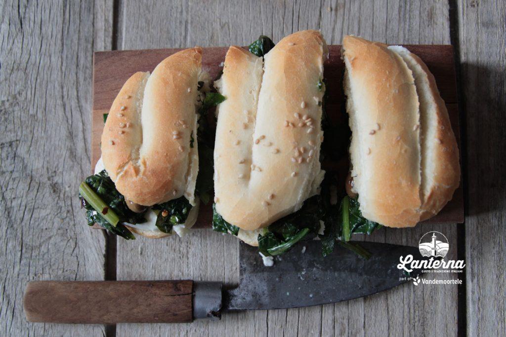 ricetta mafalda siciliana mozzarella olive