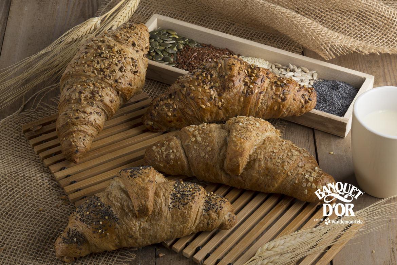 croissant multicereali dolce e salato