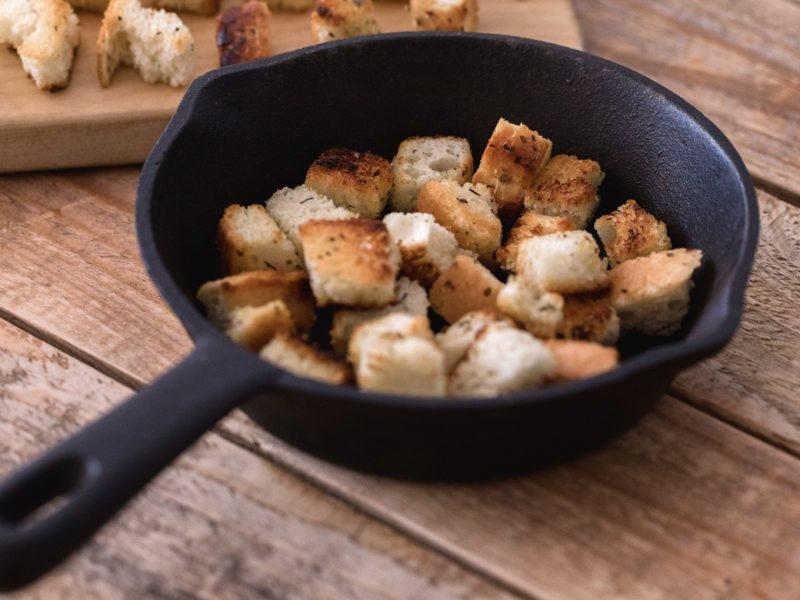ricette con pane raffermo per bar