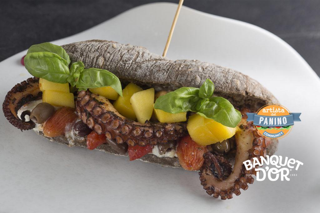 ricetta panino u purpu