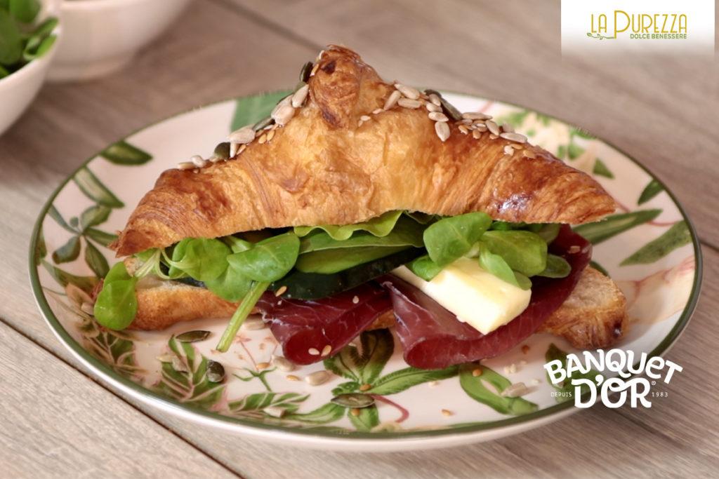 ricetta croissant bio