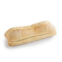 ciabattina di grano tenero 120 g pretagliata 100% cotta
