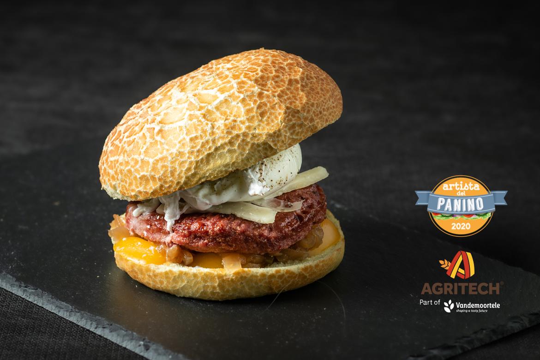 "Ricetta panino ""Kilgore Beer Burger"" di Francesco Lepenne"