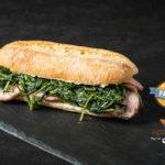 """Ricetta panino """"Marchigianello"""" di Simone Lombardi"""